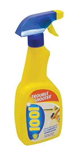 Quitamanchas para alfombras y tapices 1001 Trouble Shooter Ultra, fragancia citrus, de 500