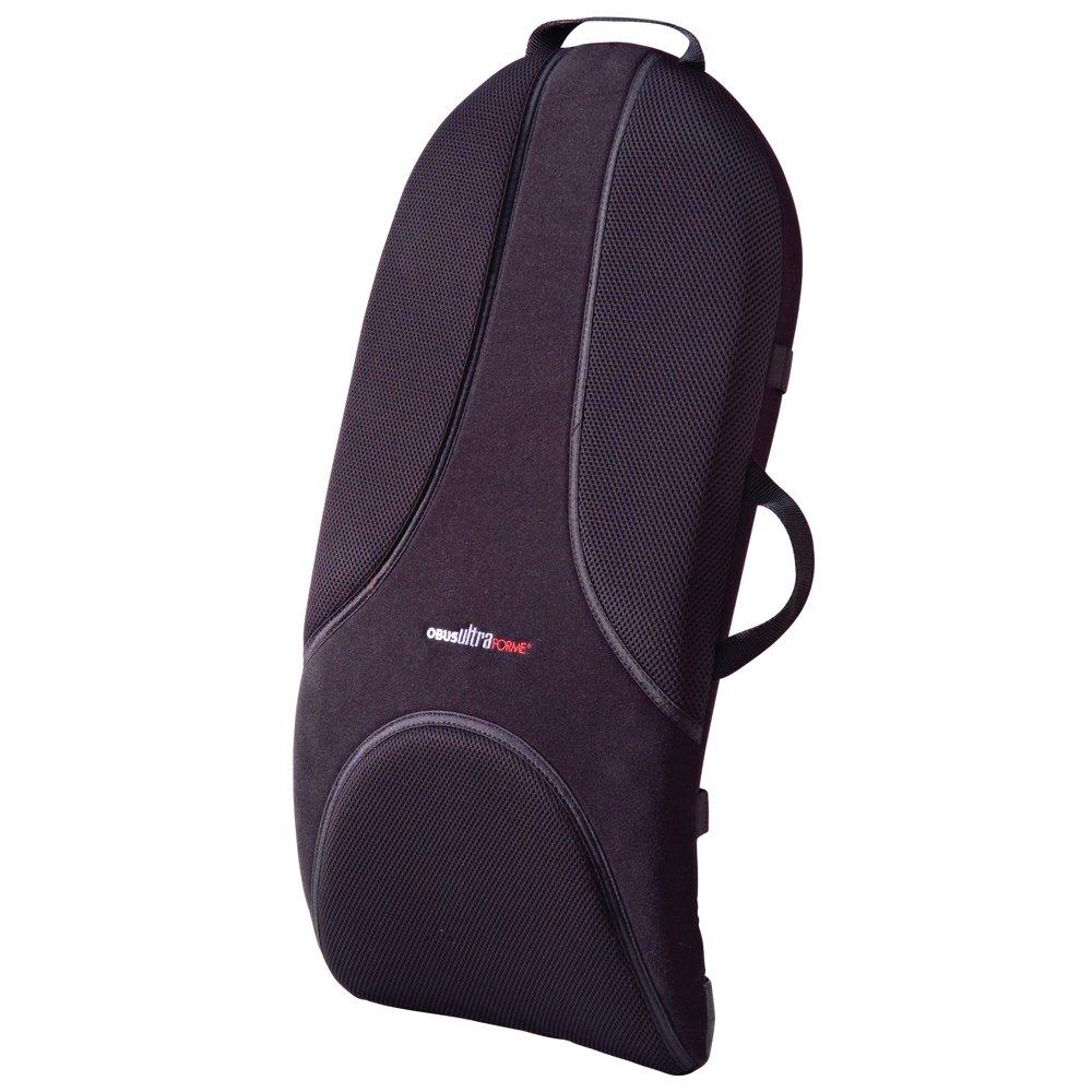 Obus Forme by Conair Ultra Forme Back Rest, Large, Black