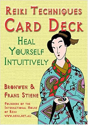 Reiki techniques card deck heal yourself intuitively bronwen reiki techniques card deck heal yourself intuitively bronwen stiene frans stiene 9781905047192 amazon books fandeluxe Gallery