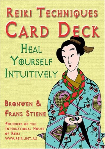 Reiki Techniques Card Deck: Heal Yourself Intuitively