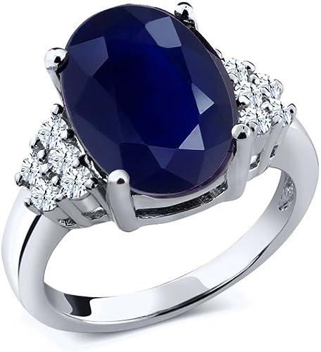 Wedding Round Cut PINK /& WHITE TOPAZ GEMSTONE SILVER RING Sz 6 7 8 9 10 11 12 13