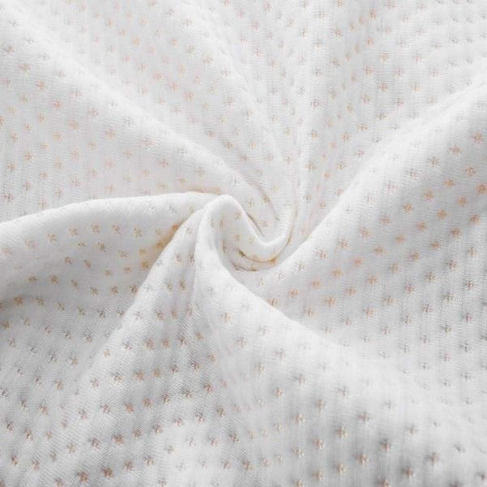 MZY1188 Contour Memory Foam Kissen Foam Sleep Pillow Contour Cervical Pillow Orthop/ädische Nackenst/ütze Langsames Rebound-Atemkissen