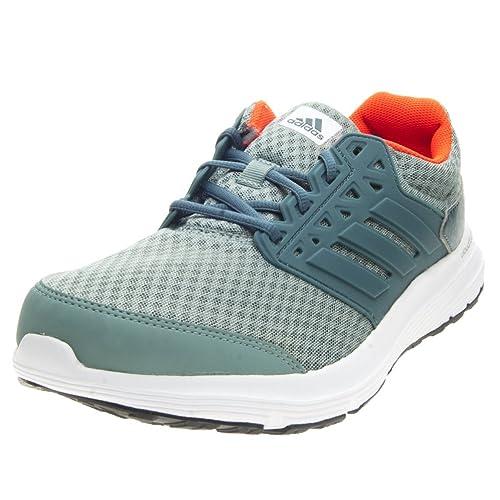 sale retailer 6f5b3 15c9a adidas Galaxy 3 m, Chaussures de Running pour Homme - Vert - Vert, 41 13  EU EU Amazon.fr Chaussures et Sacs