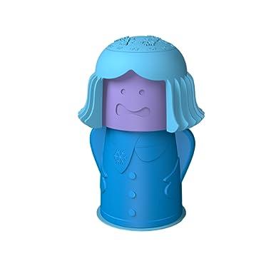 Chilly Mama Baking Soda Fridge And Freezer Odor Absorber & Freshener Holder, Blue
