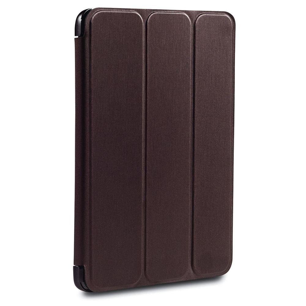 Verbatim Folio Flex Case for iPad Mini (1,2,3), Mocha 98373 by Verbatim (Image #1)