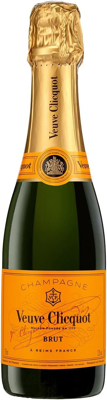 Champagne brut veuve clicquot  cl 37.5 1037061