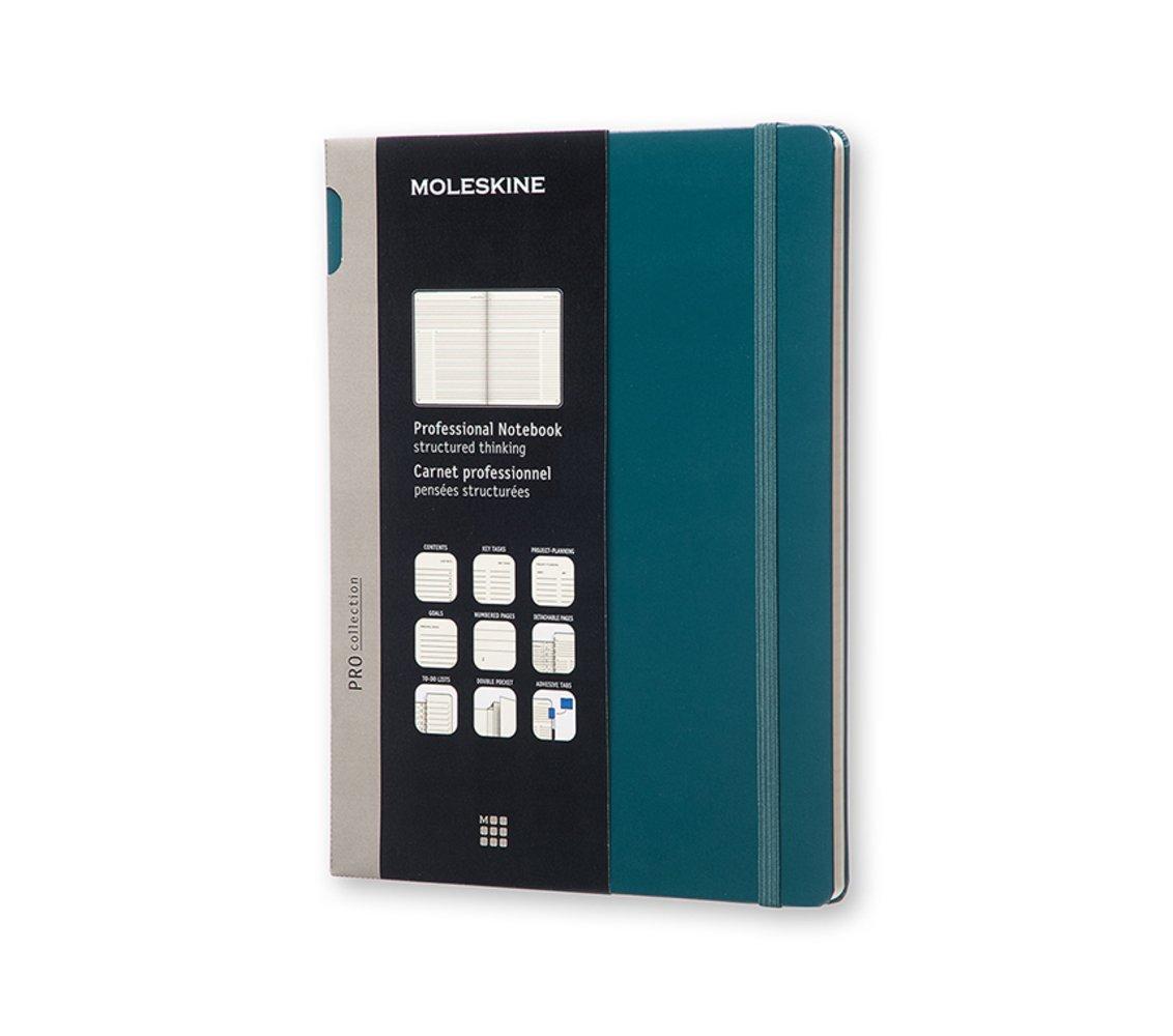 Moleskine Professional Notebook Green 8051272891362 product image