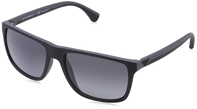 Sunglasses On Sale, Green, 2017, one size Emporio Armani