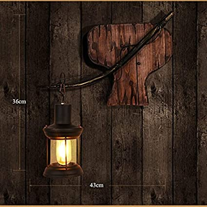 XQY Home Decoration Wall Lamp Hotel Cafe Restaurant LampsWall LampVintage