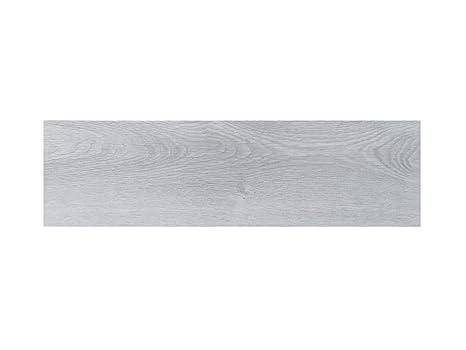 Piastrelle pavimento gres effetto listoncino legno ash grigio