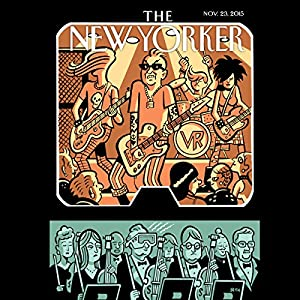 The New Yorker, November 23rd 2015 (Adrian Chen, Kathryn Schulz, John Cassidy) Periodical