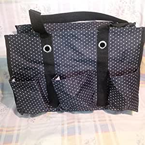 Amazon Com Thirty One Zip Top Organizing Utility Tote