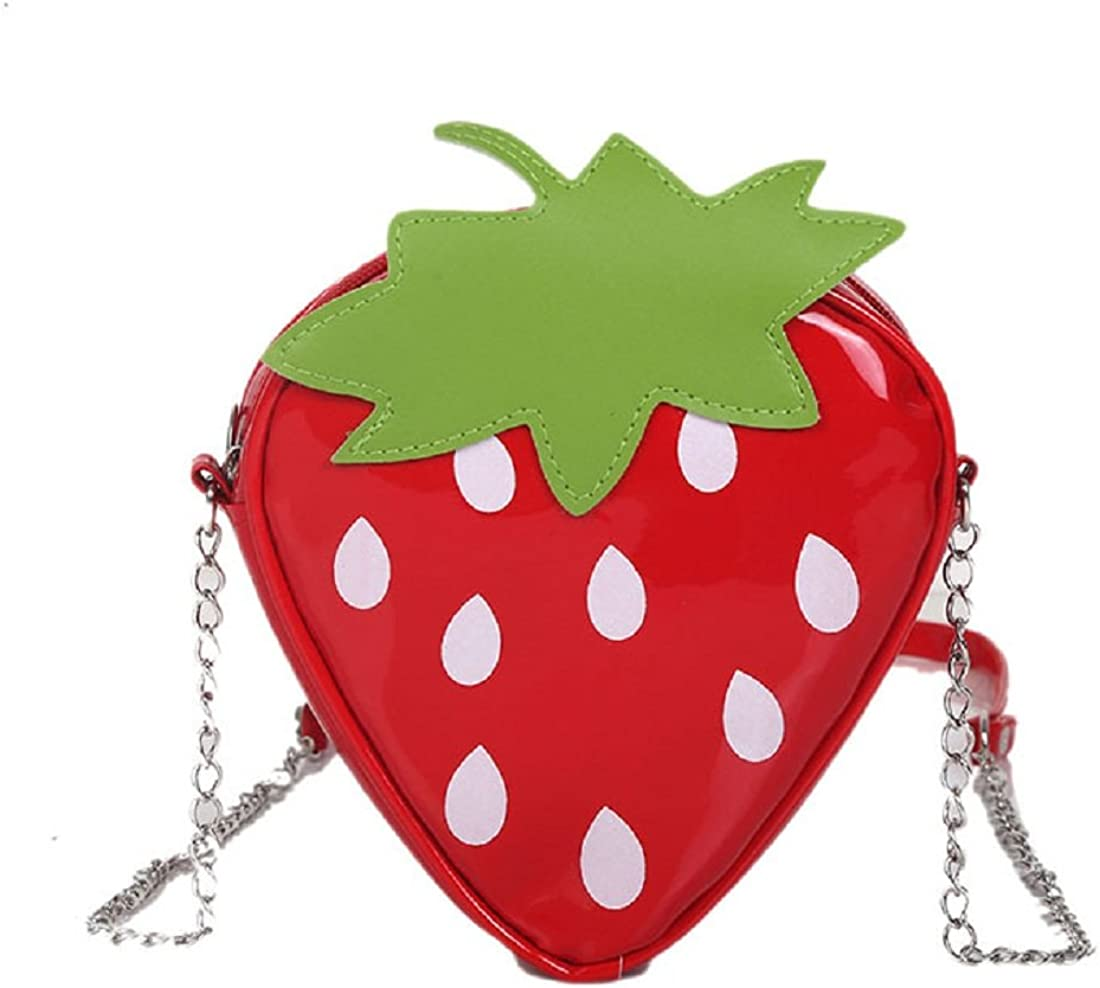 Latest Novelty Cute Pineapple Shape Shoulder Mini Bag for Women