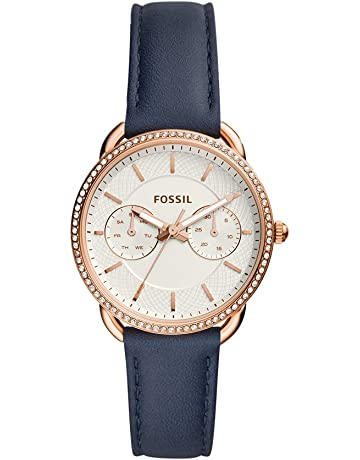 e308a7491da ... Watch with Leather Strap OB16AM95. Fossil Womens Tailor - ES4394