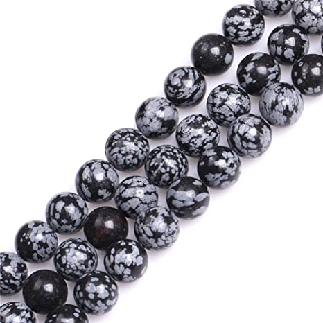 Wholesale Black Hematite Natural Gemstone Round Beads 4mm,6mm,8mm,10mm,12mm Necklace Bracelet Earring DIY Jewelry Supplies 16 Inch Strand