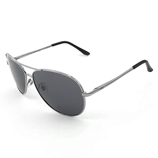 ad9e2d6af5212 Amazon.com  GRACEK Premium Military Style Polarized Classic Aviator ...