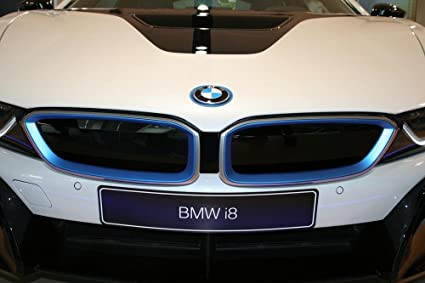 Amazon Com Gifts Delight Laminated 36x24 Inches Poster Bmw I8 Pkw