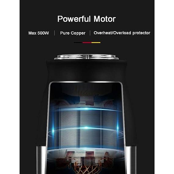 APPLL 3 En 1 Personal Blender/Food Chopper/Molinillo De Café ...