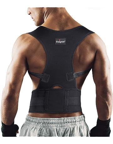 Soportes de espalda y collarines y hombreras | Amazon.es