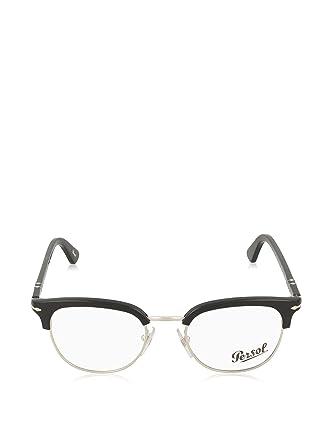 ef9eeb908aba8 PERSOL PO 3105VM Eyeglasses 95 Black 49-20-145  Amazon.co.uk  Clothing