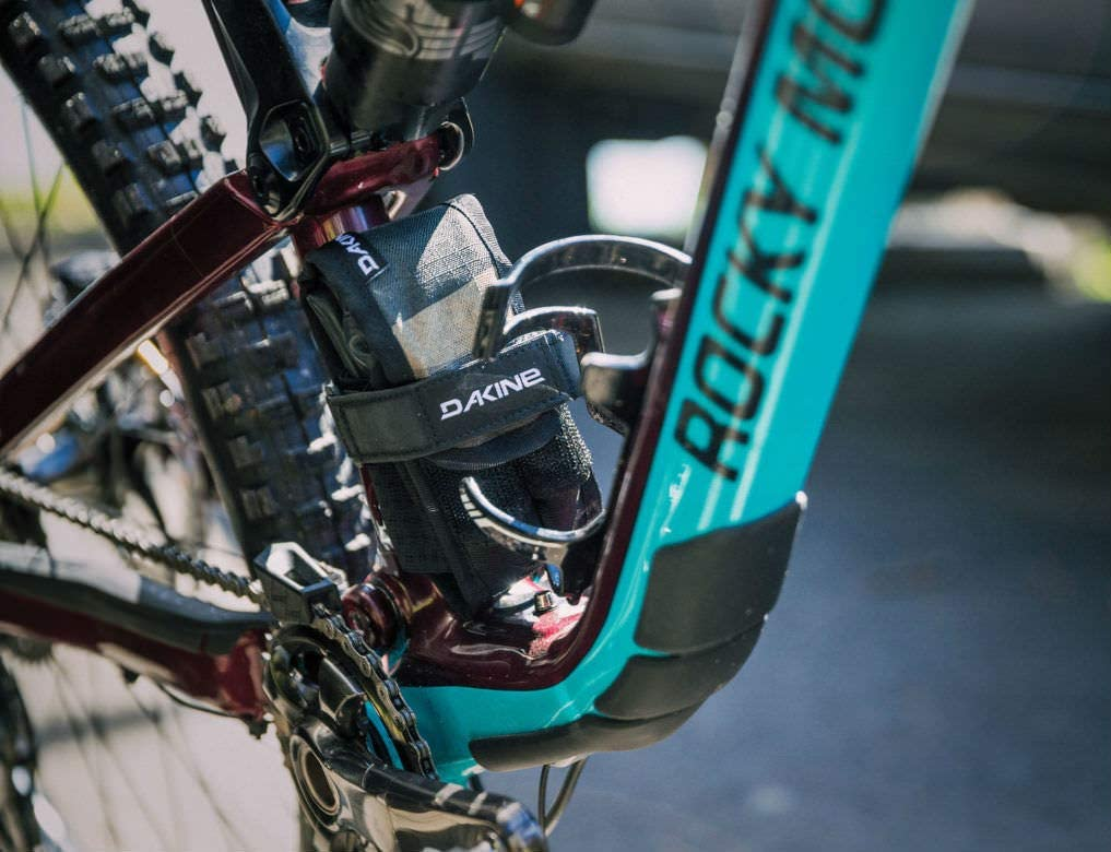 Dakine Hot Laps Gripper Cycling Frame Bag