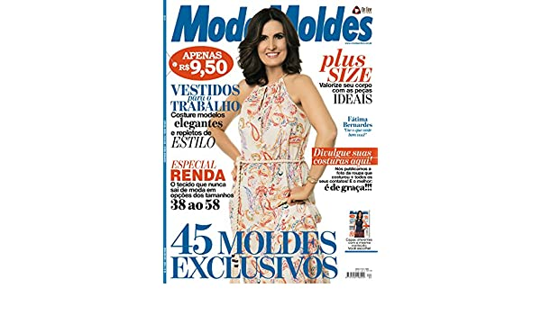 Moda Moldes -Ed.82 (Portuguese Edition) - Kindle edition by On Line Editora. Arts & Photography Kindle eBooks @ Amazon.com.