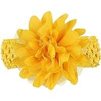 K-youth® bebé elástico flor diadema flor headwear diademas