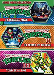 Teenage Mutant Ninja Turtles Edizione: Australia Italia DVD ...