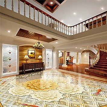 Lqwx Home Dekoration Malerei Schöne Tapete Parkett 3D Stock Schlafzimmer  Wohnzimmer Papel De Parede 3d