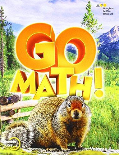 GO Math!: Student Edition Set Grade 4 2015
