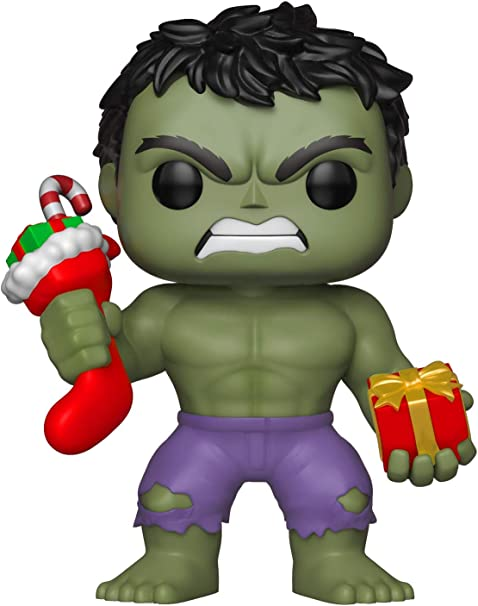 Bobble-Head personaggio Avengers-Hulk Funko Pop