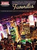 Broadway Favorites: Hal Leonard Recorder Songbook