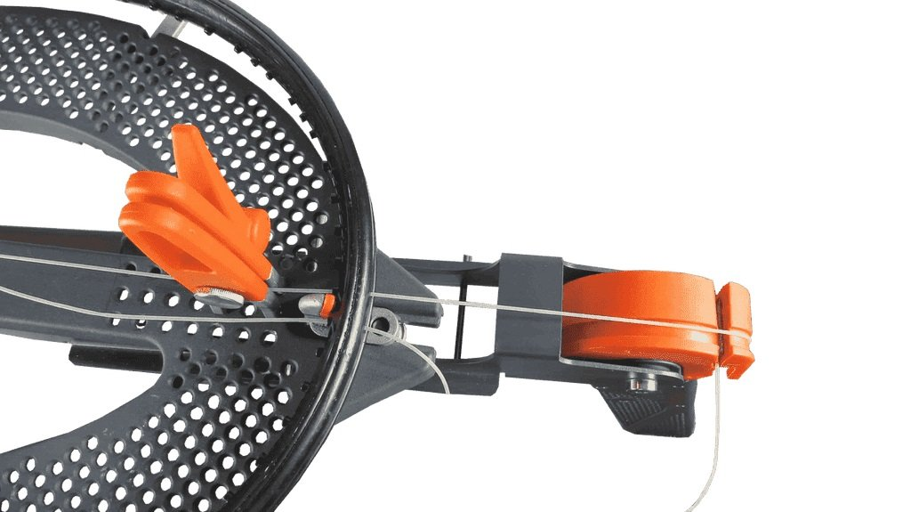 Amazon.com : MiStringer The Only Truly Portable Tennis Stringing Machine with Tools and Accessories : Sports & Outdoors