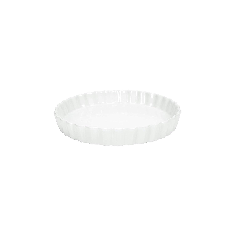 BUTLERS PURO Auflaufform flach Quiche - Miniaturformat - Höhe 2,5 cm, Ø 11 cm