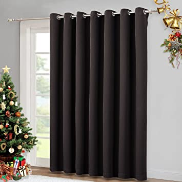 Amazon Blackout Curtain For Sliding Glass Door Insulated