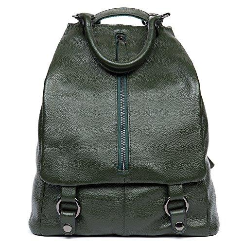 Luxury Leather Luggage - 5