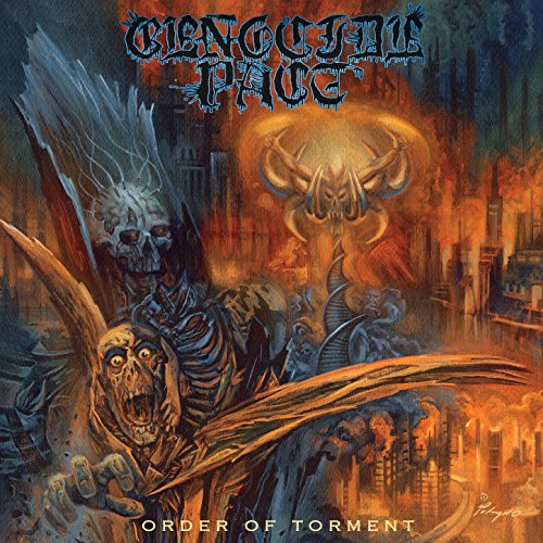 Genocide Pact - Order Of Torment - CD - FLAC - 2018 - BOCKSCAR Download