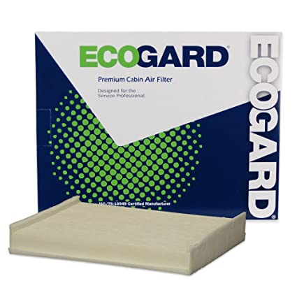 Ecogard Xc10491 Premium Cabin Air Filter Fits Ford F 150 F 250 Super Duty F 350 Super Duty F 450 Super Duty F 550 Super Duty