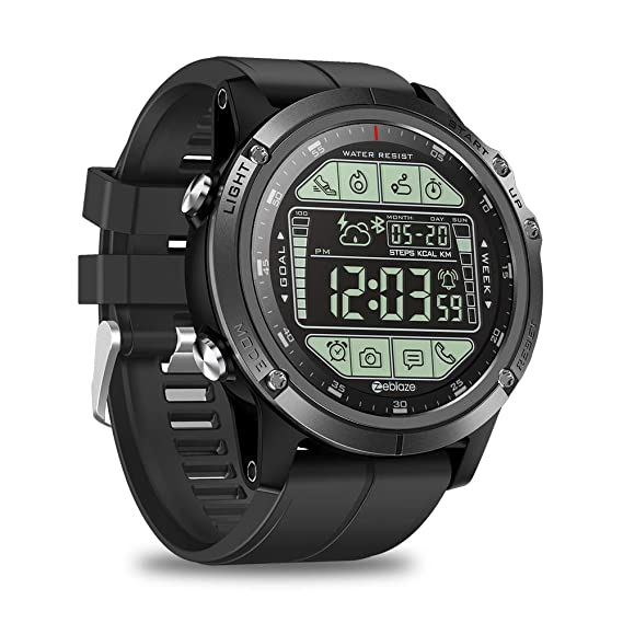 Amazon.com: Zeblaze Vibe 3S Smartwatch Outdoor Sports Smart ...