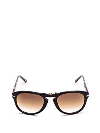 Persol Luxury Fashion Hombre PO07149531 Negro Gafas De Sol ...