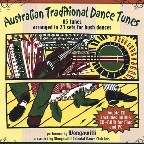 - Australian Traditional Dance Tunes, 2 Cds Including Cd Rom