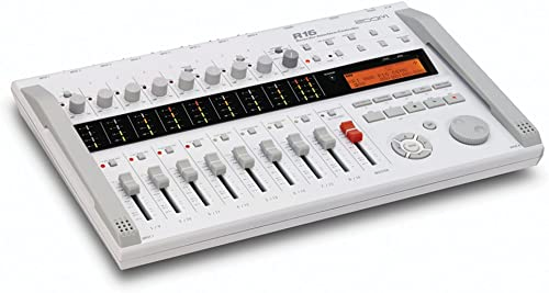 Zoom R16 Multitrack Tabletop Recorder
