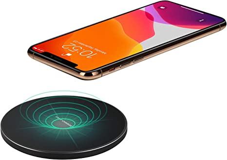 Amazon.com: Wireless Charger,Qi-Certificated Wireless ...
