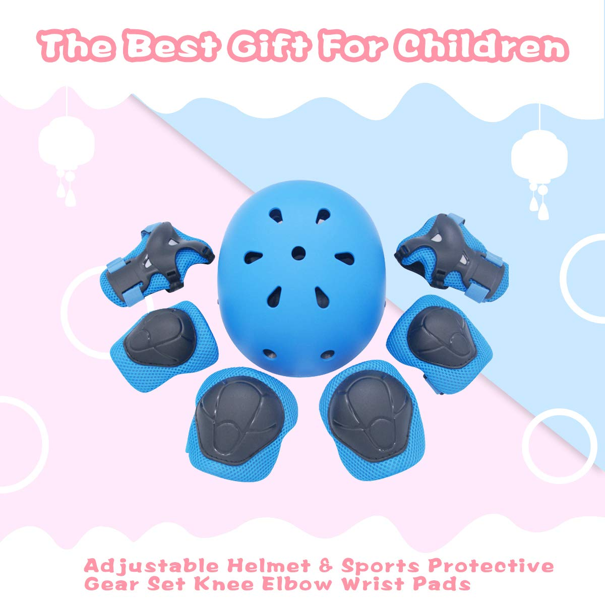 Airgymfactory 2-in-1 3 Wheel Kick Scooter with Removable Seat Great for Kids /& Toddlers Girls or Boys Foldable Portable Adjustable Height Extra Wide Deck PU Flashing Wheels for Children