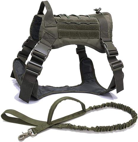 Collar Perros para Tactical Pet Arnés para Perros Chaleco De ...