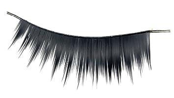Amazon.com : Leegoal 10 Pair Long Black False Eyelashes Eye Lashes ...