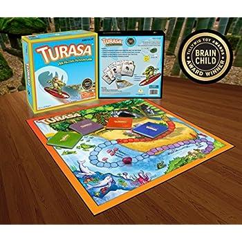 Turasa - Award Winning Yoga and Fitness Board Game Adventure