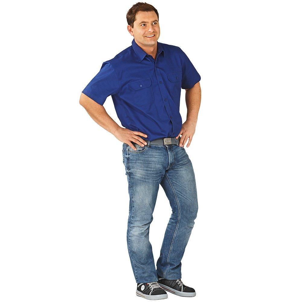 K/öperhemd 1//4 Arm PLANAM Sportlich im Schnitt ideal f/ür jede Jahreszeit.