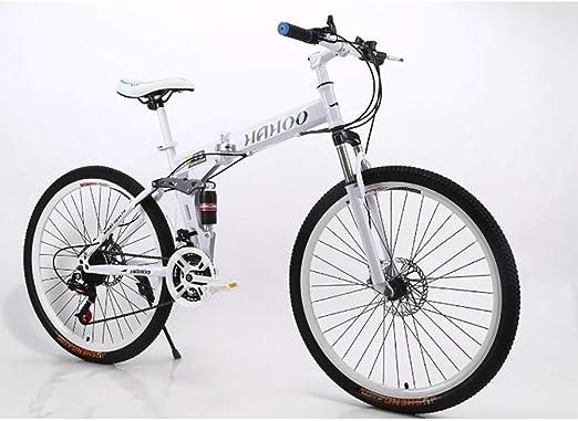 XIAOFEI Especialidad Bicicleta Plegable Bicicleta MontañA Bicicleta ...