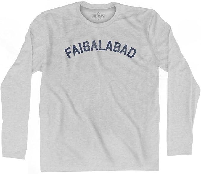 Shiraz Vintage City Adult Tri-Blend T-shirt